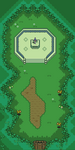 LegendOfZelda-ALinkToThePast-LightWorld-LostWoods-MasterSword.png