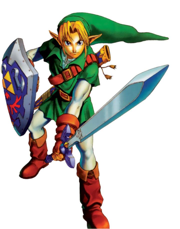 Zelda Legends Main Updates
